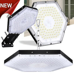 100 300W Commercial LED Street Light Outdoor Garden Road High Bay Lamp Spotlight