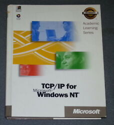 TCP IP For Microsoft Windows NT HC $4.08