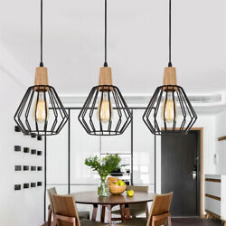 Black Pendant Light Modern Ceiling Kitchen Home Restaurant Bar Chandelier Lamp $51.78