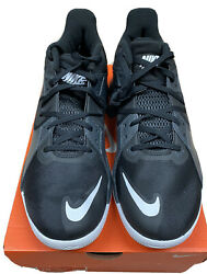 Nike FLY.BY Mid Men#x27;s Basketball Shoes CD0189 001 Black White Smoke Grey NEW $49.99