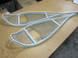 NEW GENUINE ISSUE MILITARY SNOW SHOES WITHOUT BINDINGS SNOW SHOE ONLY $39.95