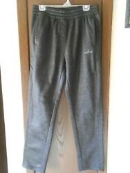ADULT SPALDING GRAY SPACE DYED SWEATPANTS SIZE L $18.98