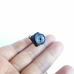 With Power DIY tiny cctv mini Button Video Security Micro HD super small camera $19.99