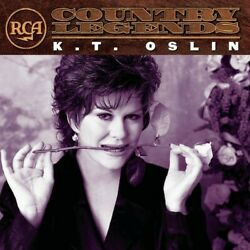 K.T. Oslin RCA Country Legends New CD $11.71
