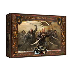 A Song of Ice and Fire Miniature Game Stormcrow Dervishes NIB $28.00