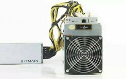 L3 504 MH s Bitmain Antminer Miner With Power Supply IN HAND LOW HOURS $350.00