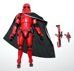 CAPTAIN CARDINAL Figure 1 STAR WARS BLACK SERIES 6quot; Scale 1 12 TARGET $24.99