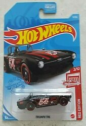 2021 HOT WHEELS TARGET RED EDITION TRIUMPH TR6 $2.99