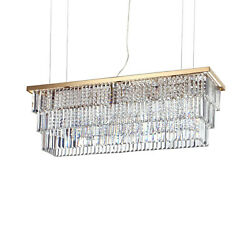 Chandelier Contemporary With Crystals DL0154 $1182.12