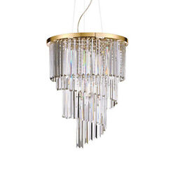 Chandelier Contemporary With Crystals DL0153 $1146.47