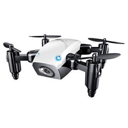 Foldable RC Mini Drone Pocket Micro Drone with HD Camera FPV Toy Kids Gift US $24.59