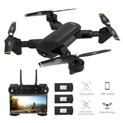 SG700 S Quadcopter Drone With HD Camera Selfie WiFi FPV Foldable RC Toy RC1212 $48.29