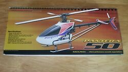Audacity Pantera 50 RC Helicopter for .50cc engine $240.00