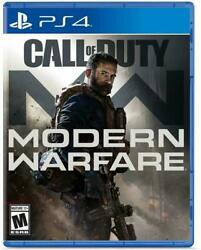 Call of Duty: Modern Warfare for PS4 $41.00