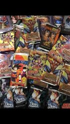 Assorted gaming and entertainment booster packs Pick your pack  $2.00