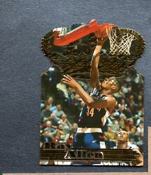 1996 Pacific Power Gold Crown Die Cuts #GC2 Ray Allen HTY 188 $9.00