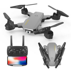 4K HD aerial camera UAV GPS remote control helicopter folding four axis $74.00