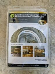 12ft Super Bright Rope Light Kit Decorative Lighting 363150