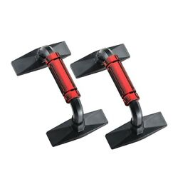 Push Up Bars Push Up Handles for Floor with High Elastic Foam Handle and... $12.99