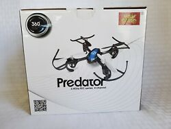 Holy Stone HS170 Predator Mini RC Helicopter Drone 2.4Ghz 6 Axis Gyro 4 Channels $22.49