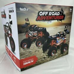 Tech rc 1:14 Remote Control RC Monster Electric Car 2.4G Truck Gift $48.99