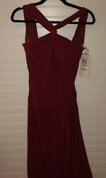 Morgan amp; Co. Women Red Cocktail Dress Sz Small S $26.99
