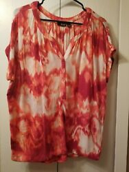 Womens Size Large A.N.A. Blouse $4.50