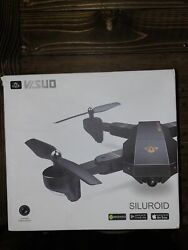 Visuo Siluroid Drone XS809H W VGA Quadcopter With Camera $59.99