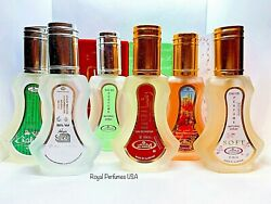 Al Rehab Eau De Perfume Spray Collections All Natural amp; Authentic From Arabia $8.90