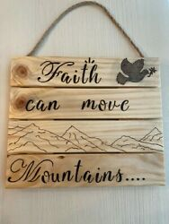 custom personalized wood sign wood burned custom signs by Jenny $28.90