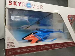 SkyRover Liberator Helicopter Remote Control Indoor Outdoor Rc Vehicle P486 $39.00