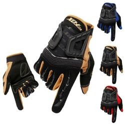 Bicycles Glove Cycling Finger Full Glove MTB Motorcycle Racing Durable $16.63