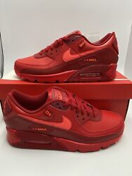 Nike Air Max 90 City Special Chicago CHI Red DH0146 600 Mens Sizes *Fast Ship* $150.00