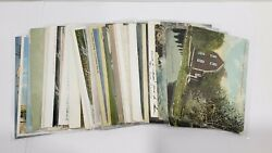 Lot of 30 Vintage Rhode Island Postcards $28.99