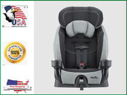 Evenflo Booster Car Seat Chase Lx Harnessed Free shipping Flash sale $57.99