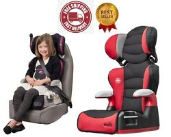 Evenflo Big Kid Highback 2 in 1 Belt Positioning Booster Car Seat Free Shipping $44.99