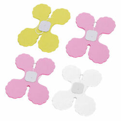 4 Pack Paper Lanterns Wedding Birthday Party Decorations 2 Pink1 White1 Yellow $11.44