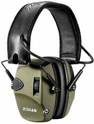 ZOHAN EM054 Electronic Shooting Ear Protection Muffs Sound Amplification Noise $28.99