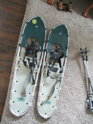 Tubbs Altitude 36 Snowshoes Nice $99.99