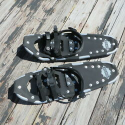 Guide Gear Snow Shoes w Traction Cleats for Walking Pre Owned $30.00