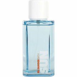 Jil Sander Bath Sun For Women Eau De Toilette 3.4 oz 100ml TT Unboxed NEW $24.99
