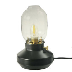 ❤️IKEA TARNABY Table Lamp with Dimmer Knob *Includes FREE BULB $5.00 Value $39.96