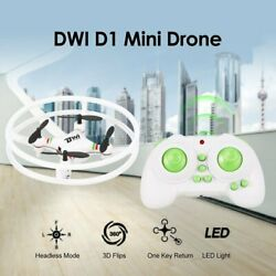Mini Drones Nano RC Quadcopter Helicopter 2.4GHz Headless Mode 3D Flips Gift $19.66