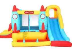 Kids Commercial Jump House Fun House Combo Bounce House Inflatable Play Slide $350.00
