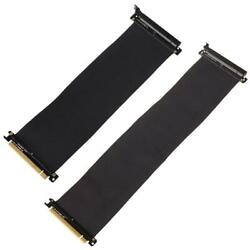 GPU Vertical Full Speed 3.0 PCI 16x Riser Cable Graphics Card Extension $17.83