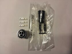 3 Pin Tractor Auxiliary Power Replacement Plug Connector Kit for RE37651 $32.95