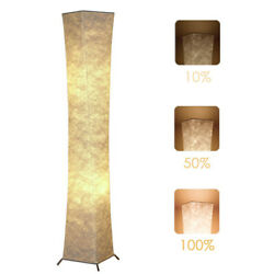 52quot; Dimmable Modern Floor Lamps Living Room Standing LED Light with 12W Bulbs US $53.99