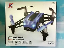 Heliway 903HS FPV Racing Drone WiFi HD Camera Altitude Hold Headless Mode 30mph $59.95