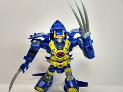 Claws for Ultimate X Spanse Transformers X Men Marvel Crossover JRC Design $5.99
