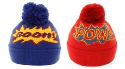 Boys Novelty Beanie Kids Warm Winter Hat $3.47